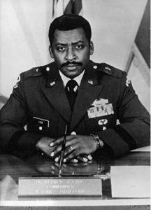 Brigadier General Alfred J. Cade