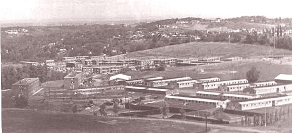 Skytop Barracks 1959