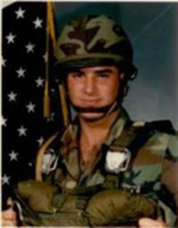Richard M. Jones in uniform