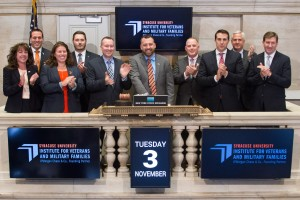 IVMF at NYSE 2