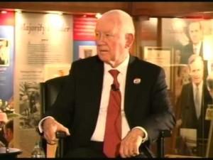 Carl W. Reddel in an interview