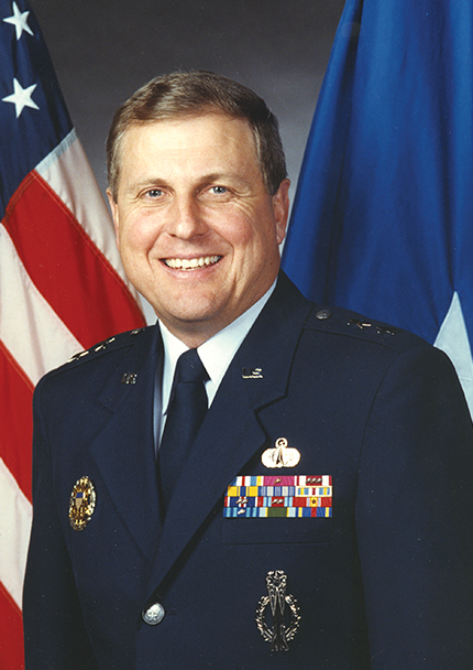 Maj. Gen. Franklin J. Blasidell