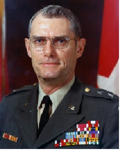 Major General Harold B. Gibson