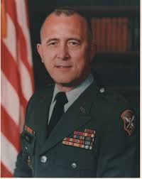 Maj. Gen. James E. Freeze