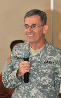Brigadier General Ronald M. Bouchard