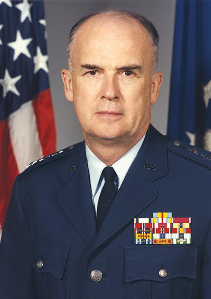 Lt. Gen. Charles P. McCausland