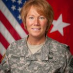 Brigadier General Peggy Combs