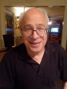 Gary Ginsberg Portrait