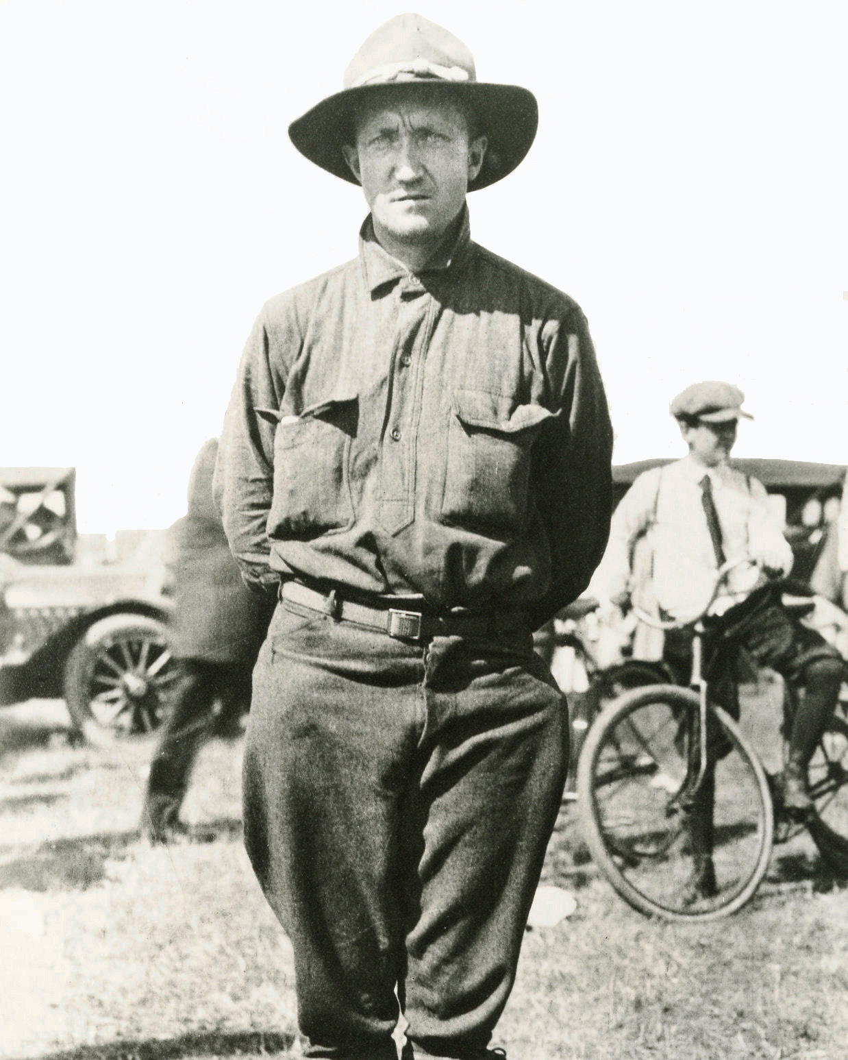 Corporal Homer Wheaton