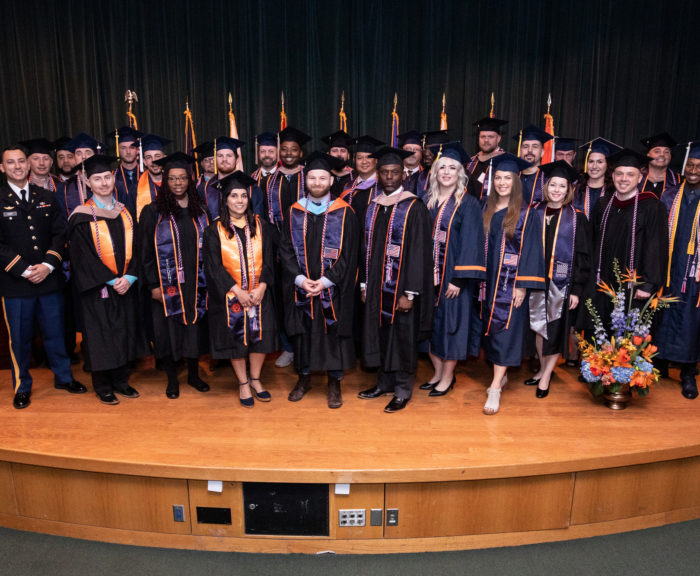 2019 Student Veteran Commencement at Syracuse University