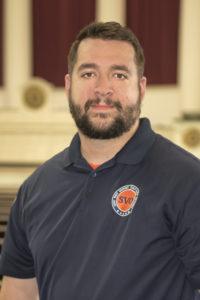 Student Veteran Eric Kessler