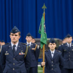 ROTC 100th Chancellor's Review Alumni Dinner and Breakfast Major General Peggy Combs Keynote Speaker IVMF March 2017 Ceremony