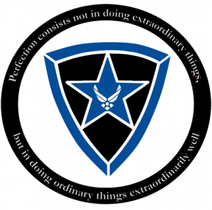 The Blue Stars logo
