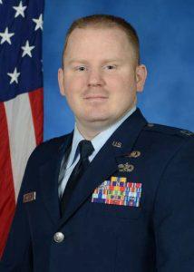 Captain David w. Stebbins