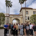 Student veterans on career immersion trip in L.A.