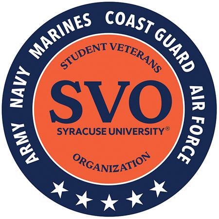 Student Veteran Organization logo