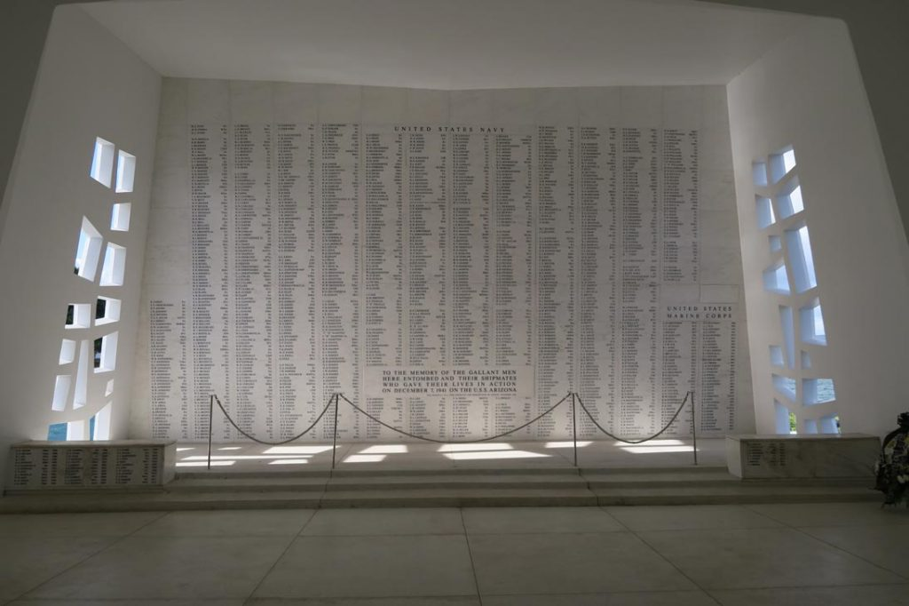 List of Service Members from USS Arizona