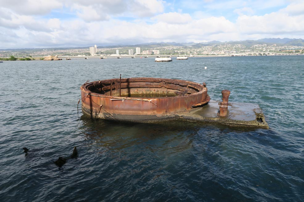 USS Arizona Ship